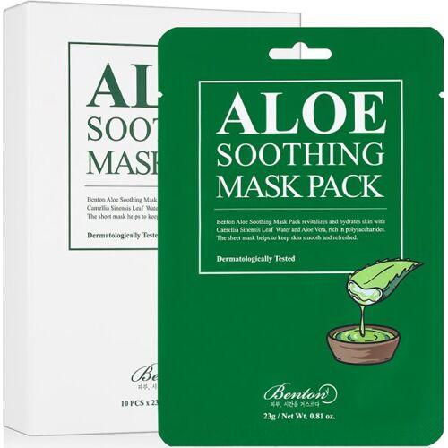Benton Aloe Soothing Mask 23 g / Tuchmaske