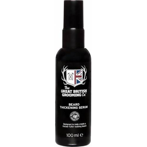 The Great British Grooming Co. Bart Festigkeitsserum 100 ml Bartserum