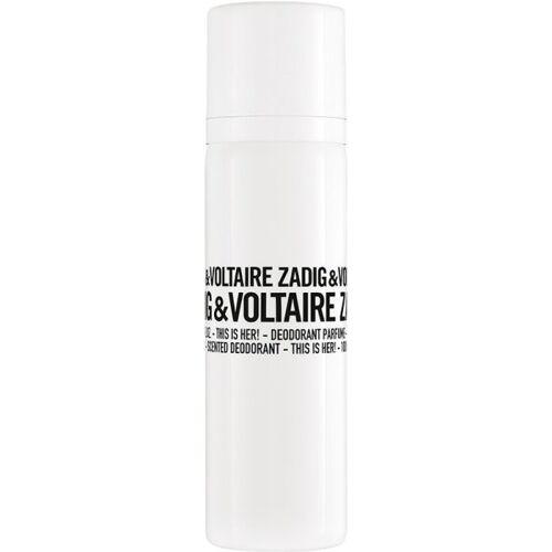 Zadig & Voltaire This is Her! Deodorant Spray 100 ml