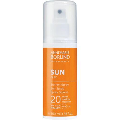 Annemarie Börlind SUN CARE Sonnen-Spray LSF 20 100 ml Sonnenspray