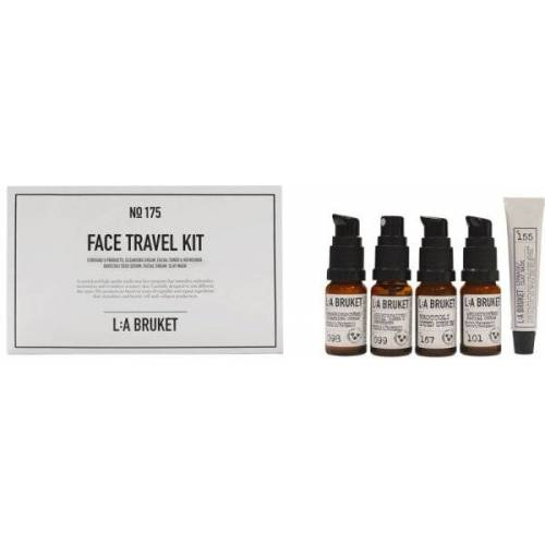 L:A Bruket No.175 Face Travel Kit 5 x 10 ml Travel Set