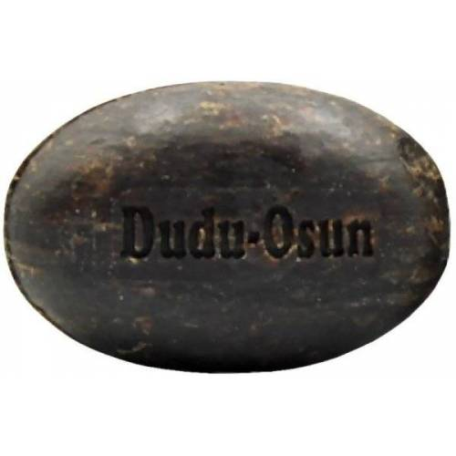 Dudu Osun Dudu-Osun Schwarze Seife parfümfrei 25 g Stückseife