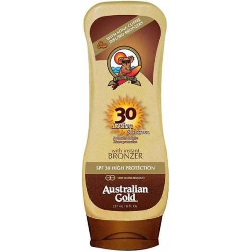 Australian Gold Lotion Bronzer SPF30 237 ml Sonnencreme