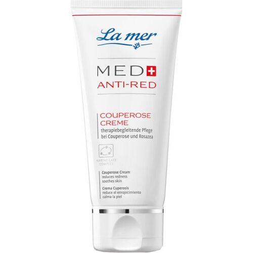 La mer Med+ Anti-Red Couperose Creme 50 ml (parfümfrei) Gesichtscreme