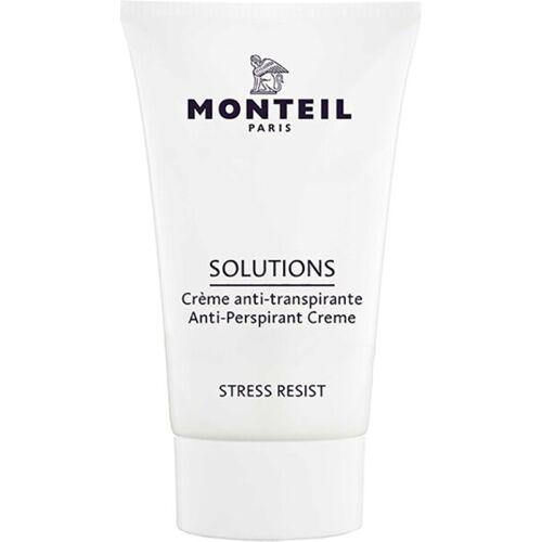 Monteil Paris Monteil Solutions Anti-Perspirant Creme mit Aluminium 40 ml Deodorant