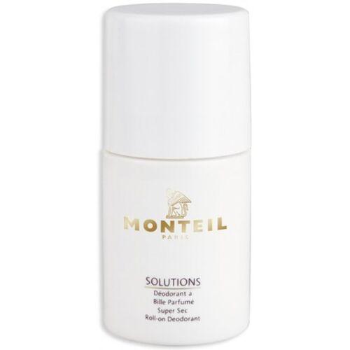 Monteil Paris Monteil Deodorant Super Sec Roll-On 50 ml Deodorant Roll-On