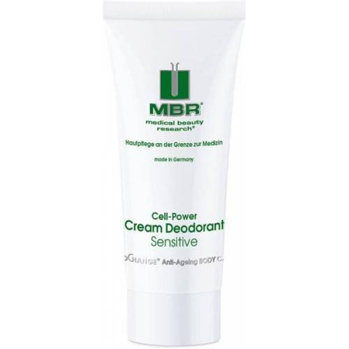 MBR BioChange Anti-Ageing Cream Deodorant Sensitive 50 ml Deodorant C