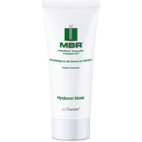 MBR BioChange Hyaluron Mask 100 ml Gesichtsmaske