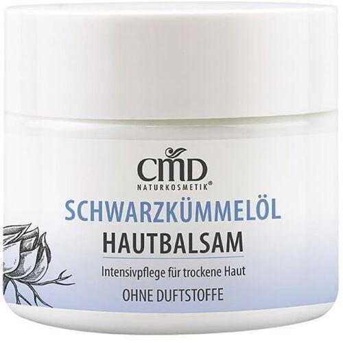 CMD Naturkosmetik Schwarzkümmelöl Hautbalsam 50 ml Körperbalsam