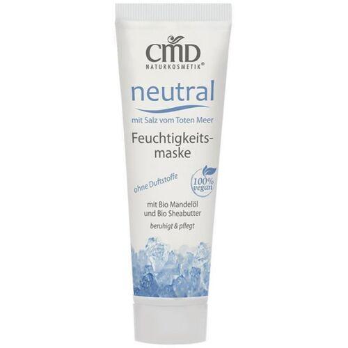 CMD Naturkosmetik Neutral Feuchtigkeitsmaske 50 ml Gesichtsmaske