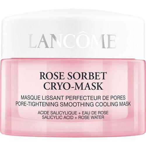 Lancôme Rose Sorbet Cryo Maske 50 ml Gesichtsmaske