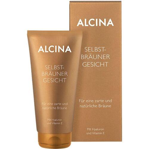 Alcina Selbstbräuner Gesicht 50 ml Selbstbräunungscreme