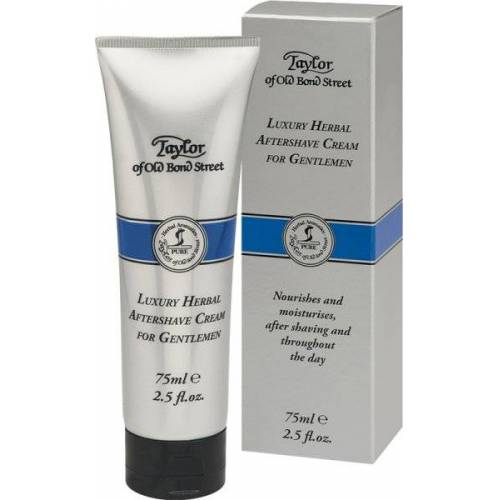 Taylor of Old Bond Street Luxury Herbal Aftershave Cream - Aftershave