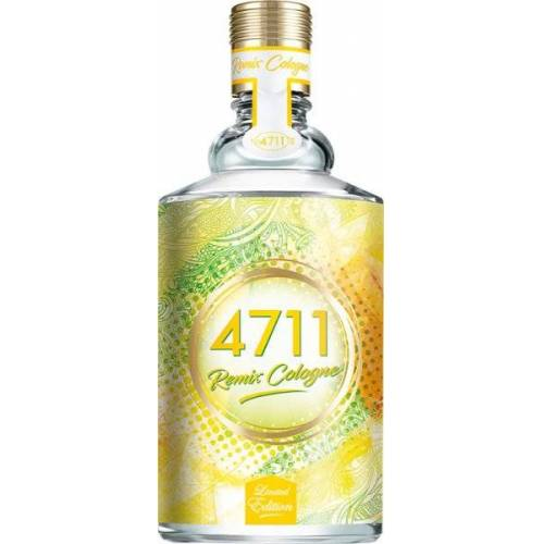 4711 Echt Kölnisch Wasser Remix Cologne Zitrone Eau de Cologne (EdC)