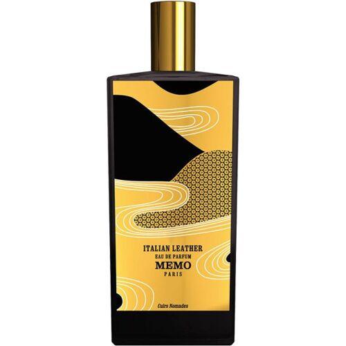 MEMO Paris Italian Leather Eau de Parfum (EdP) 75 ml Parfüm
