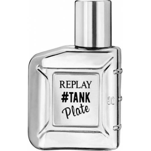 Replay #Tank Plate for Him Eau de Toilette (EdT) 30 ml Parfüm