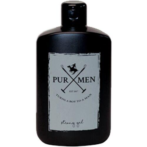 Pur Hair Pur Men Strong Gel 200 ml Haargel