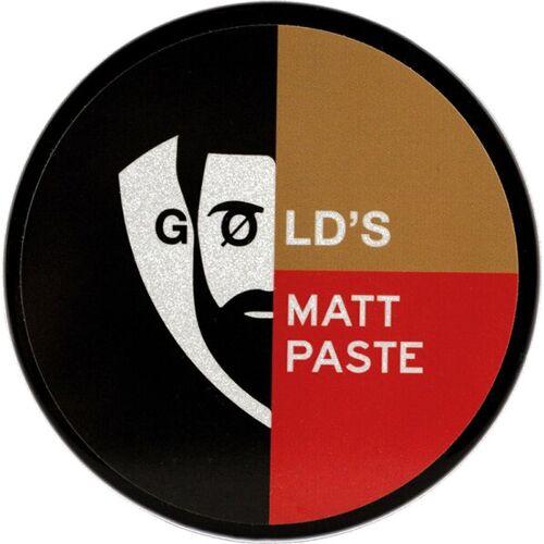Goelds Gøld's Matt Paste 100 ml Stylingcreme