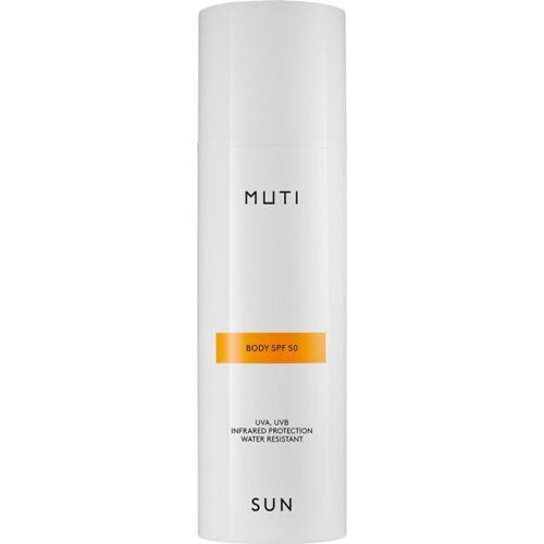 Muti Sun Body SPF 50 150 ml Sonnencreme