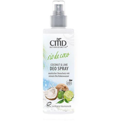 CMD Naturkosmetik Rio de Coco Coconut & Lime Deo Spray 100 ml Deodora