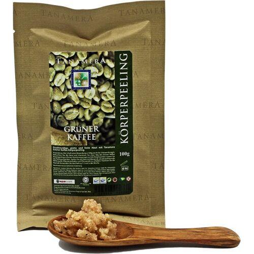 Tanamera Grüner Kaffee Körperpeeling 100 g