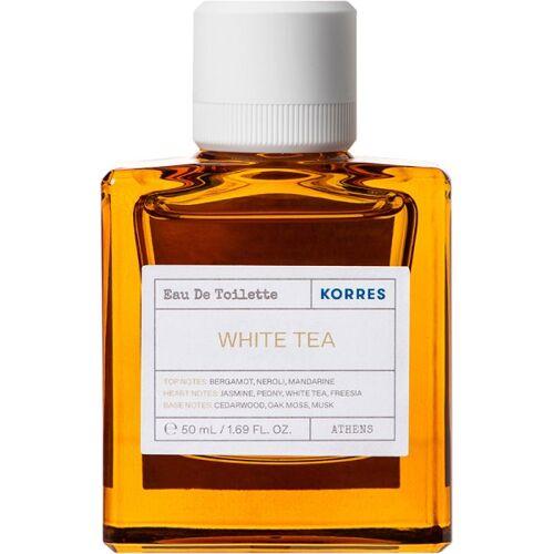 Korres White Tea Eau de Toilette (EdT) 50 ml Parfüm