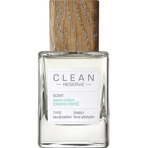 CLEAN Reserve Blend Warm Cotton Eau de Parfum (EdP) 50 ml Parfüm