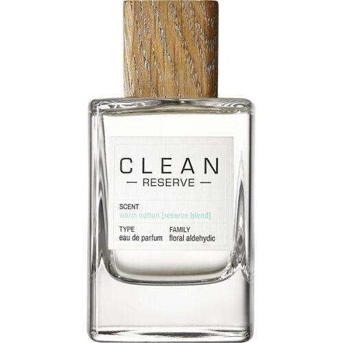CLEAN Reserve Blend Warm Cotton Eau de Parfum (EdP) 100 ml Parfüm