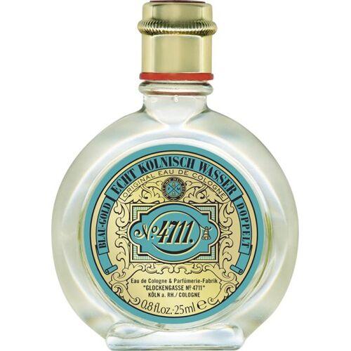 4711 Echt Kölnisch Wasser Eau de Cologne (EdC) Uhrenflasche 25 ml