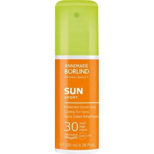 Annemarie Börlind SUN SPORT Kühlendes Sonnen-Spray LSF 30 100 ml Sonn