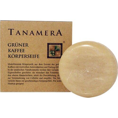 Tanamera Grüner Kaffee Körperseife 100 g Stückseife