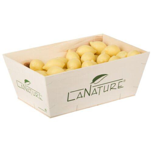 LaNature Zitronenseife in Holzkiste 69x30 g Stückseife