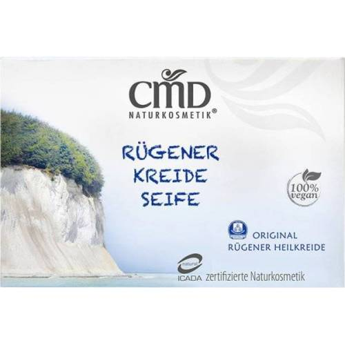 CMD Naturkosmetik Rügener Kreide Rügener Kreide Seife 100 g Stückseif