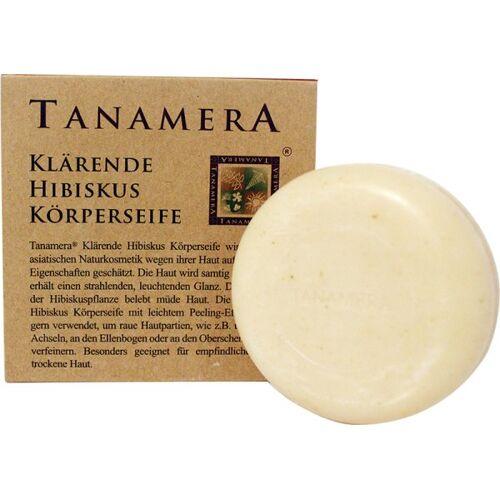 Tanamera Klärende Hibiskus Körperseife 100 g Stückseife