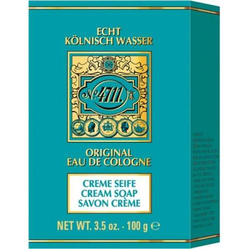 4711 Echt Kölnisch Wasser Cremeseife 100 g Stückseife