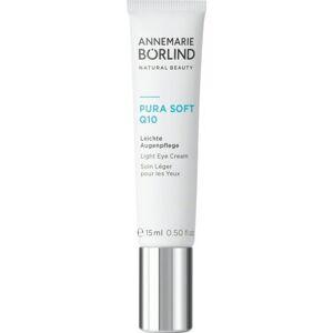 Annemarie Börlind Pura Soft Q10 Leichte Augenpf. 15 ml Augencreme