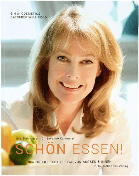 "A4 Cosmetics A4 Buch ""Schön Essen!"""