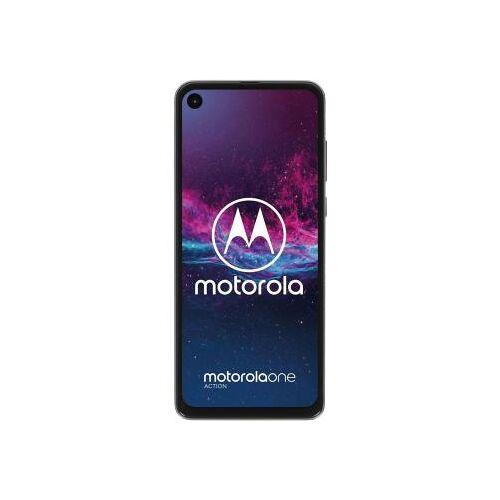 Motorola One Action 128GB blau