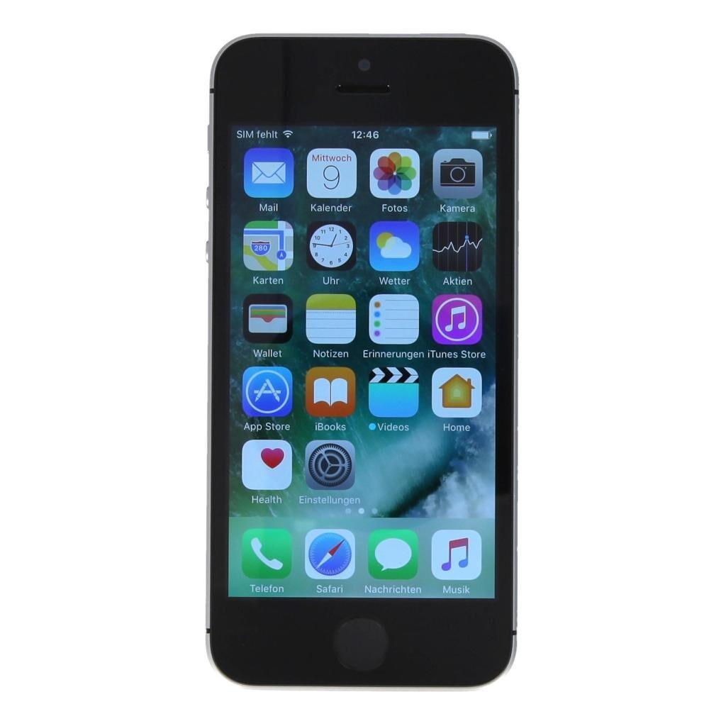 Apple iPhone SE (A1723) 32 GB Spacegrau refurbished