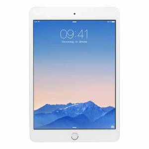 Apple iPad mini 3 WLAN (A1599) 64 GB Silber refurbished