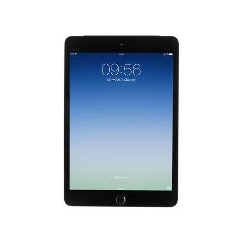 Apple iPad mini 3 WLAN (A1599) 64 GB Spacegrau