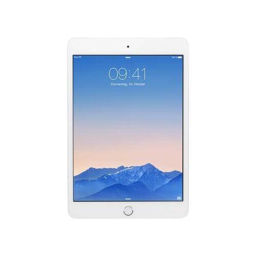 Apple iPad mini 3 WLAN (A1599) 64 GB Silber