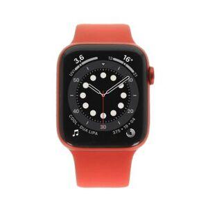 Apple Watch Series 6 Aluminiumgehäuse rot 44mm mit Sportarmband rot (GPS + Cellular) rot
