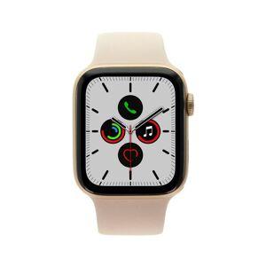 Apple Watch Series 5 Aluminiumgehäuse gold 44mm mit Sportarmband sandrosa (GPS+Cellular)