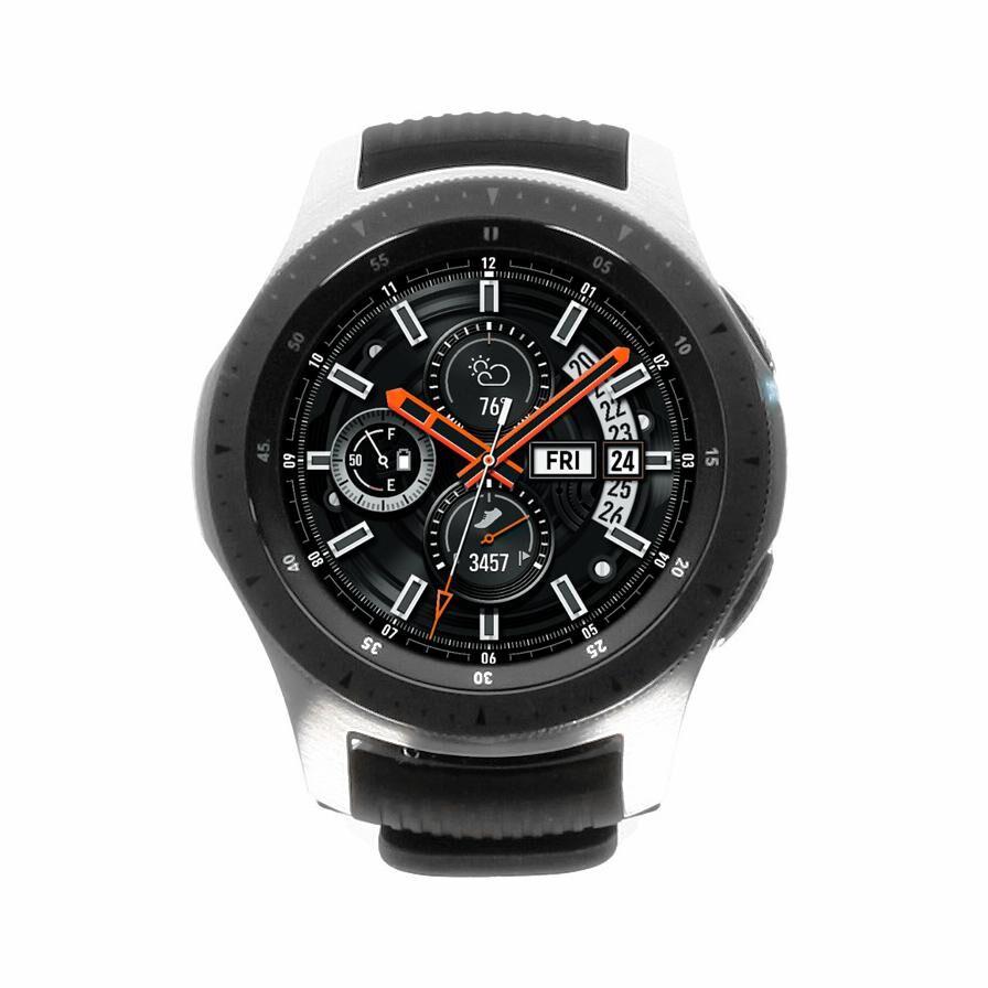 Samsung Gebraucht: Samsung Galaxy Watch 46mm LTE (SM-R805) silber