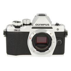 Olympus OM-D E-M10 Mark II Silber