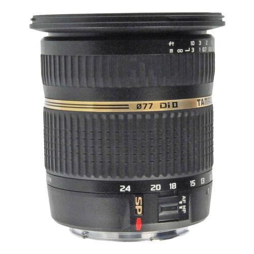 Tamron SP B001 10-24mm F3.5-4.5 Di-II LD Aspherical IF Objektiv für Canon Schwarz