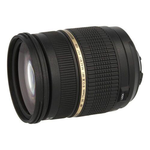 Tamron SP AF A09 28-75mm f2.8 XR Di LD Aspherical IF Macro Objektiv für Nikon Schwarz refurbished