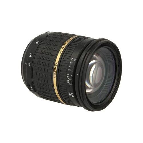 Tamron SP AF A16NII 17-50mm f2.8 LD Di-II XR Aspherical IF Objektiv für Nikon Schwarz