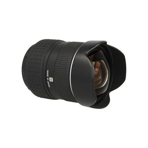 Olympus Zuiko 7-14mm f4.0 ED Objektiv Schwarz